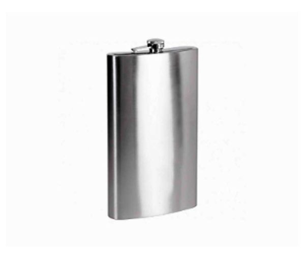 The Giant Grip Hip Flask with Free Engraving