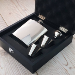 Hip Flask Presentation Sets