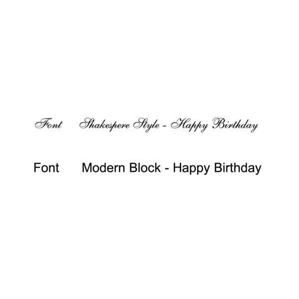 Free Hip Flask Engraving